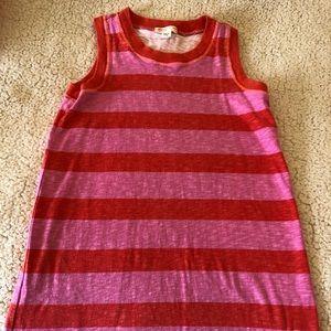 Crewcuts girls tank dress